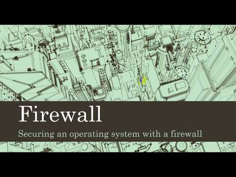 Configure Firewall in linux (RHEL-7, CentOS-7, Ubuntu-16) - Hindi