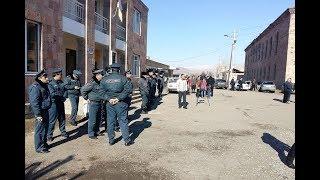 Լարված իրավիճակ Մանվել Գրիգորյանի եղբորորդու գյուղում