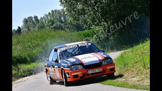 Onboard Claudy Desoil 2019/// Stéphane Hubin-Eric Defourny/// Opel Omega