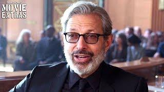 "JURASSIC WORLD: FALLEN KINGDOM | On-set visit with Jeff Goldblum ""Ian Malcolm"""