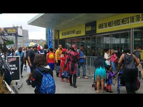 N.Y.C Comic Con