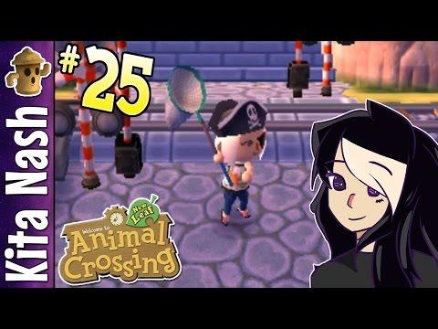 Animal Crossing New Leaf Gameplay PART 25: SILVER BUG NET |Let's Play Walkthrough
