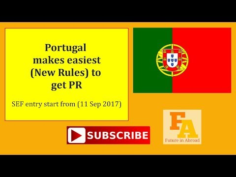 DOCUMENTS REQUIRED FOR PORTUGAL RESIDENCY || HOW TO GET RESIDENCY CARD IN PORTUGAL  || PORTUGAL PR