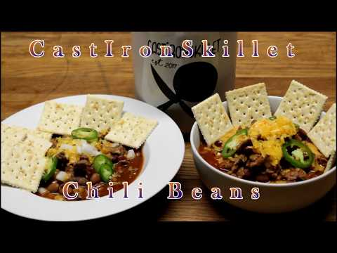 Best Chili Beans Ever!