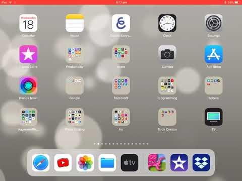 Creating Green Screen video on iPad