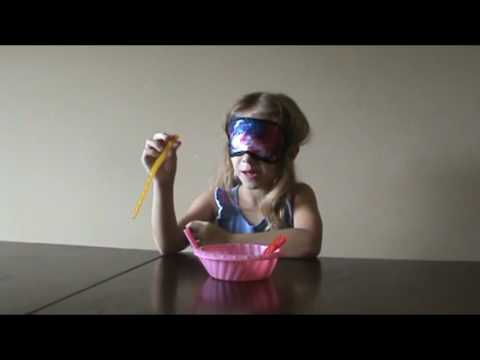 Licorice Stick Blindfold Food Challenge FunkDFive