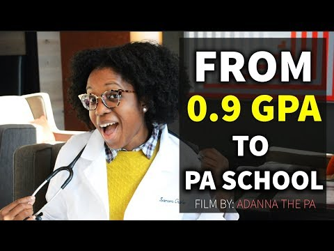 True Life || From 0.9 GPA to PA School - (Physician Assistant Documentary)