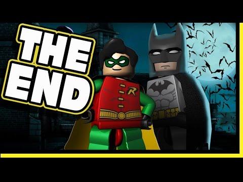 Lego Batman Video Game DS Walkthrough - Part 20 Joker's Punch line