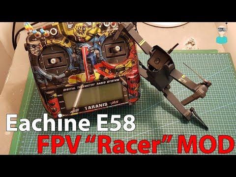 Eachine E58 - FPV