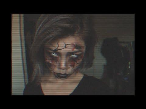 Easy Last Minute Zombie Makeup
