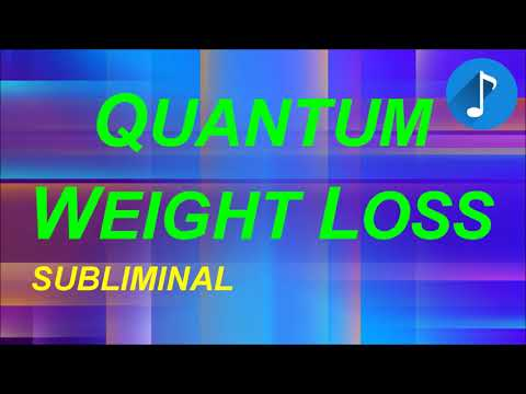 Quantum Weight Loss (Subliminal Hypnosis) Cure Food Addictions - Monaural Beats