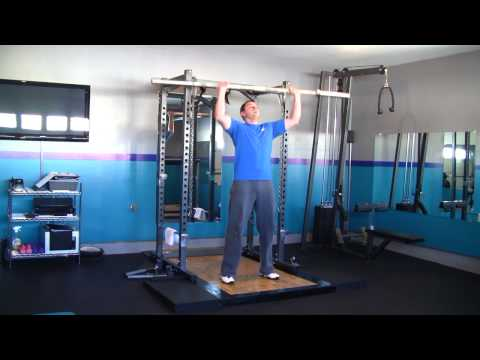 Barbell Clean and Press Tutorial.mpg