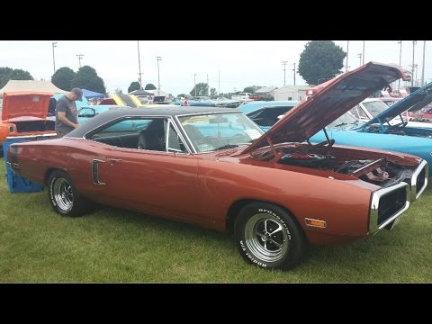 1970 Dodge Coronet Car Show Walk-around
