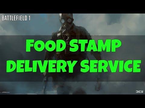 BF1 TDM KFC Food Stamp Distribution Service