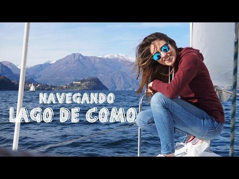 Italia - Lago di Como - Día en Barco - Turismo Milan
