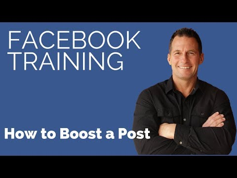 How to Boost a Facebook Post Tips and Tricks