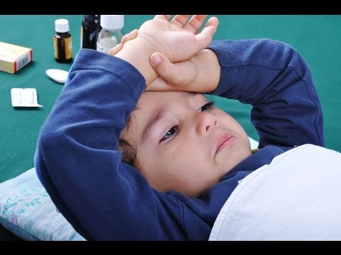 Kids' Fever - When to be Concerned?