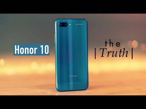 Honor 10 Review ! Hands on