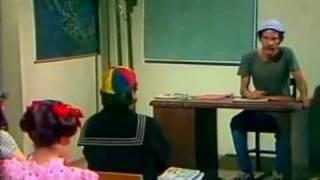 El chavo del 8 - Don Ramon En La Escuela Parte 2 (Capitulo Completo)