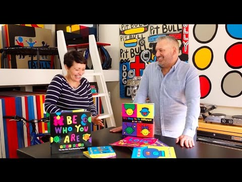 Be Who You Are: How Children's Book Author Todd Parr Deals With Difficult Feelings | NO SMALL MATTER