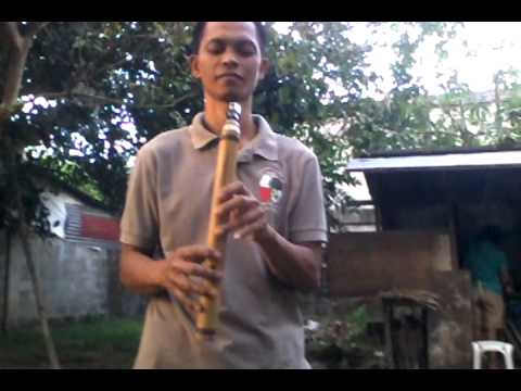 Alto Bamboo Sax Demo