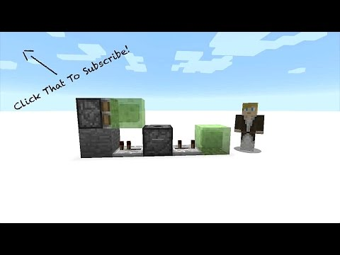 SLIMEBLOCK TNT CANNON (Minecraft:Tutorial)