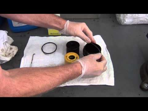 Oil Change & Filter Replacement Mini Cooper 2007-2013