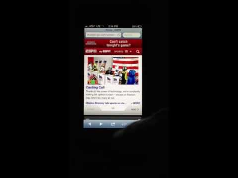IPhone 5 Tips:  Using Safari and Features