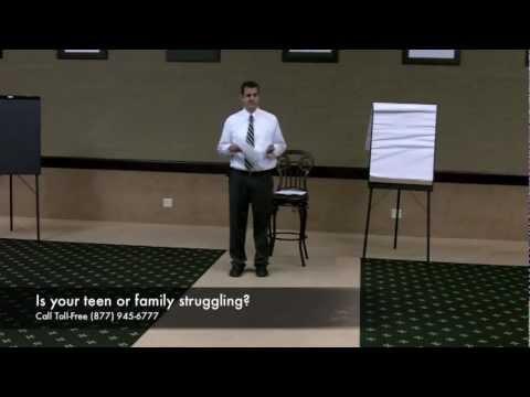 Parenting Teenagers - Teen / Adult Relationships Struggling