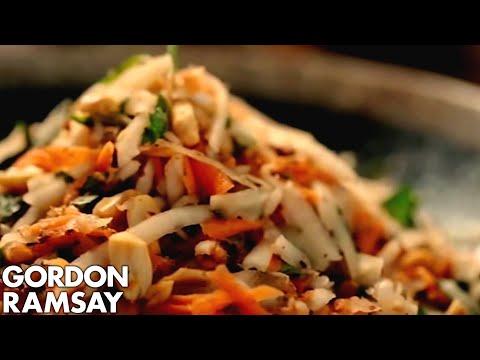 Green Papaya Salad - Gordon Ramsay
