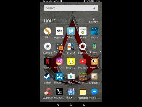 How To Deregister Your $50 Kindle Fire 7
