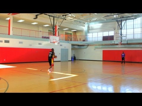 How to Make a Half Court Shot | Basketball