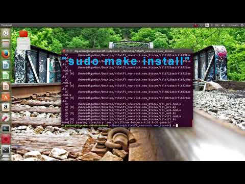 Fix Realtek rtl8723be wifi weak signal on Ubuntu 17.04 (September 2017)