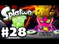 Splatoon - Gameplay Walkthrough Part 28 - Octobot King ...