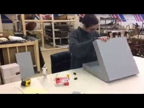 Constructing Custom Clamshell Boxes