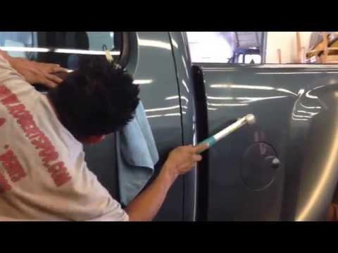 Roberts Paintless Dent Repair - Door Dings, Dents, Hail Damage, Creases, Minor Collision Repair