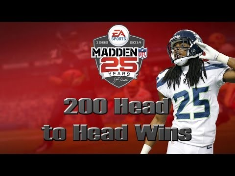 Madden 25 Ultimate Team | 200 Head To Head Wins [Live Com]