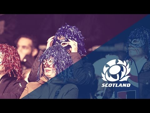 Scotland v France | Behind the Scenes