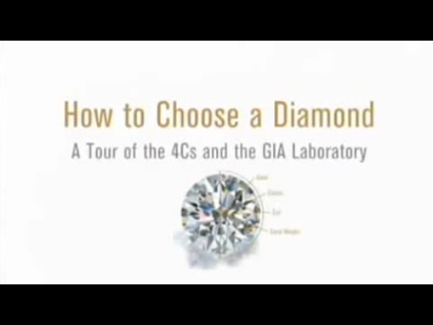 How Diamonds Are Graded by GIA | The GIA Certification Process