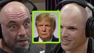 Joe Rogan Asks Matt Taibbi if Donald Trump is on Speed