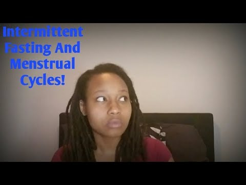 Intermittent Fasting Making My Period Stop?