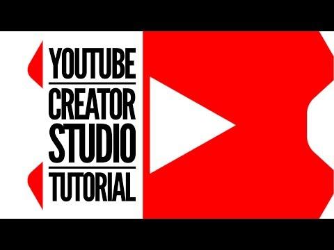 YouTube Creator Studio App Tutorial for Beginners