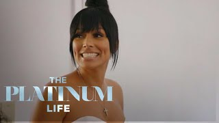 Shantel Makes Nazanin & Friends Test Her Shoe Product | The Platinum Life | E!