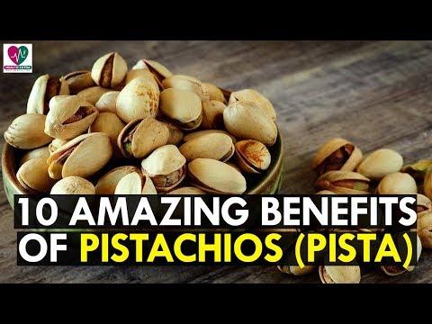 6 Health Benefits of Pistachios Pista