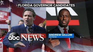 8 million ballots in Florida are being re-scanned for both governor and Senate races