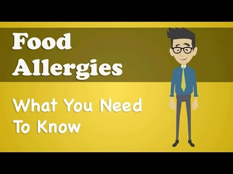 Food Allergy - What You Need To Know