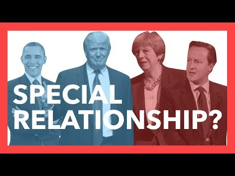 Does The US Like The UK? - The Special Relationship Explained
