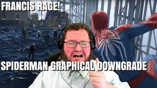 Spiderman Graphical Downgrade! #PuddleGate