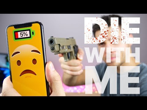 Only Dying iPhones Can Use This App! DieWithMe