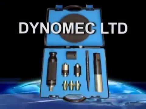 Dynomec locking wheel nut remover